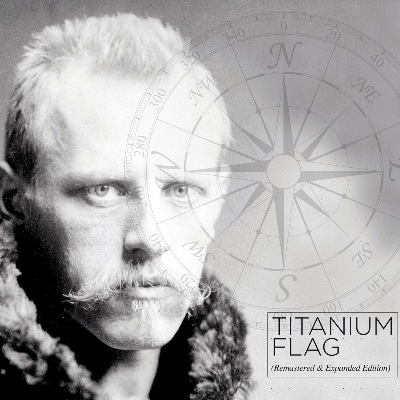 Titanium Flag CD by Colin Harper