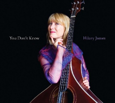 Hilary James CD Booklet 'You Dont Kow'
