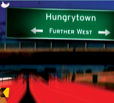 Hungrytown CD Further West