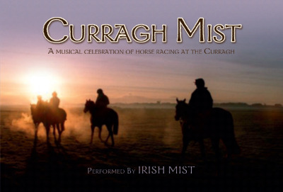 Curragh Mist CD Booklet Cover
