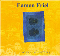 """Word of Spring"" from 2000. For the first time I felt I had found my true direction as a songwriter.  Finally I had found my own voice both musically and lyrically.  It's an album that was received with a good deal of warmth and I made some substantial friends with it."