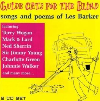The First CD Of Guide Cats For The Blind