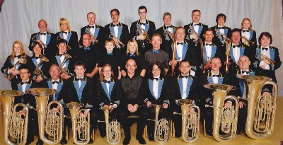The Lanner & District Silver Band