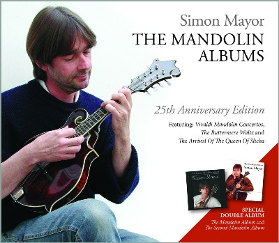 Simon Mayor The Mandolin Albums