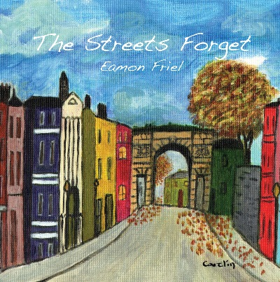 CD cover 'The Streets Forget'